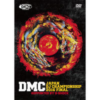 DMC JAPAN / DJ CHAMPIONSHIP 2016 FINAL SUPPORTED BY G-SHOCK [DVD]
