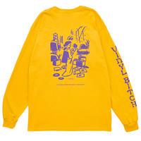 VINYL BITCH OYUKI L/S(GOLD)