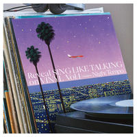 SING LIKE TALKING / Reveal SING LIKE TALKING on VINYL Vol.1 Compiled by NIGHT TEMPO [LP]