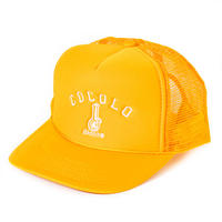 ORIGINAL BONG MESH CAP (YELLOW)