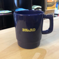 BNGRD PLASTIC MUG CUP(NAVY)