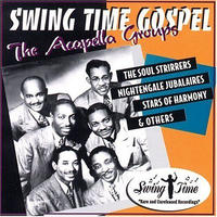 Various ‎/ Swing Time Gospel The Acapella Groups Vol 1 [CD]