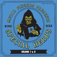 MF DOOM - Metal Fingers / Special Herbs Vol 7,8 [2LP&7INCH]