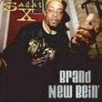 SADAT X / BRAND NEW BEIN' [CD]