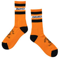 BONG LINE SOCKS (ORANGE)