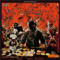 SUPER-D - SOUNDDRUG vol.1 / Hell'z Kitchen [MIX CD]