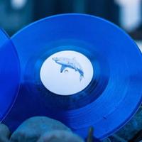 KYLE HALL SHARK EP [12inch] -BLUE VINYL-