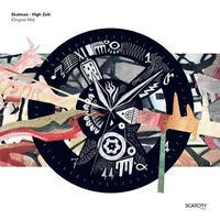SKATMAN / HIGH ZEIT EP [12inch]