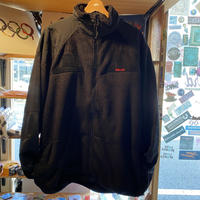 BNGRD Fleece Jacket (Black)