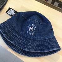 酔CLASSIC BACKET HAT (DENIM) -size L/XL-