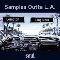 V.A.  / SAMPLES OUTTA L.A. SOUL [LP]