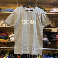 BIRDMAN Tee -HEATHER GRAY-