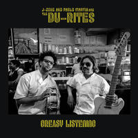 DU-RITES (PABLO MARTIN & J-ZONE) / Greasy Listening [LP]