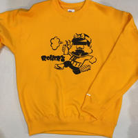 Rollers BA×××ON CREW NECK (yellow)