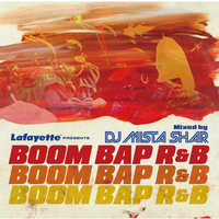 DJ MISTA SHAR / BOOM BAP R&B [MIX CD]