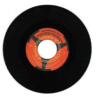 DIPLOMATS OF SOUL / SWEET POWER YOUR EMBRACE/BRIGHTER TOMORROW [7inch]