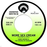 DJ SOOPASOUL / MORE SEX CREAM [7inch]