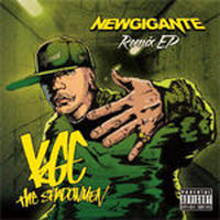 KGE THE SHADOWMEN / NEWGIGANTE REMIX EP [CD]