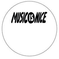 HNNY / MUSIC IS NICE [12inch]