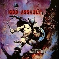 GOD ASSAULT A.K.A. EMBRYO / MAKE A LIVIN' [MIX CD]
