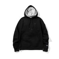 Champion / Power Blend Pullover Hoodie -Black-