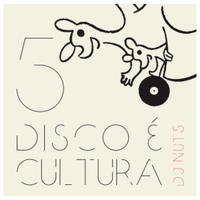 DJ NUTS / DISCO É CULTURA 5 [MIX CD]