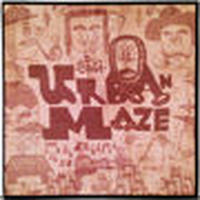 ILLSUGI (Nasty Ill Brother S.U.G.I.) / URBAN MAZE EP [CD]