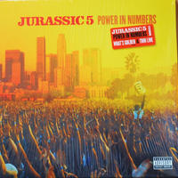 JURASSIC 5 / POWER IN NUMBERS [2LP]