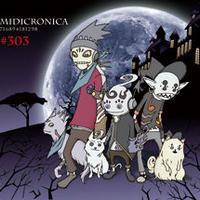 MIDICRONICA / #303 [CD]