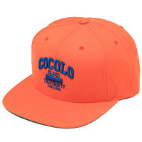 COCOLO UNIVERSITY SNAPBACK (ORANGE)