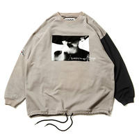 11月入荷予定 - CYBORG CREW SWEAT / TBKB(GRAY)