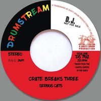SERIOUS CATS / CRATE BREAKS VOL.2 [7inch]