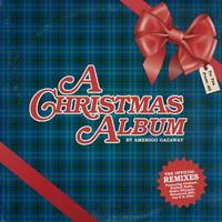 AMERIGO GAZAWAY / A CHRISTMAS ALBUM REMIXES [LP] -RED VINYL-