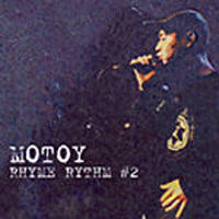 MOTOY / RHYME RHYTHM 2 [CD]
