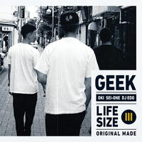 GEEK / LIFESIZE III [CD]