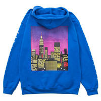 URBAN LOCAL HOOD (BLUE)