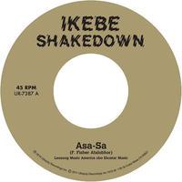 Ikebe Shakedown / Asa-Sa - Pepper [7inch]