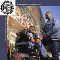 PETE ROCK & C.L. SMOOTH / THEY REMINISCE OVER YOU (T.R.O.Y.)-STRAIGHTEN IT OUT [7inch]