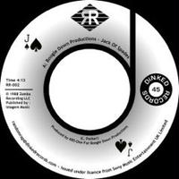 Boogie Down Productions / Jack Of Spades/Instrumental  -Repress- [7inch]