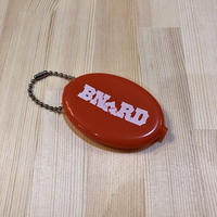 BNGRD Rubber Coin Case (ORANGE)