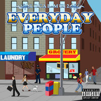 Local-Mu 12 / Everyday People [LP]
