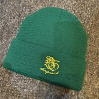 Banguard×Lef deep Knit Cap(green)