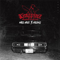 KINGPINZ (MASS-HOLE & KILLIN'G) - KINGPINZ [2LP]