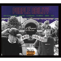 BES & ISSUGI / Purple Ability [CD]