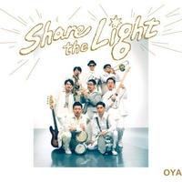 7月中旬 - 思い出野郎Aチーム /Share the Light [LP]