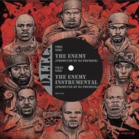 D.I.T.C. / THE ENEMY b/w INSTRUMENTAL [7inch]