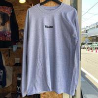 BNGRD L/S tee (Gray)