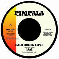 5月上旬入荷予定 - 2 PAC / ICE CUBE - CALIFORNIA LOVE / JACKIN FOR BEATS [7inch]