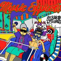 サイプレス上野とロベルト吉野 / MUSIC EXPRES$ [CD]