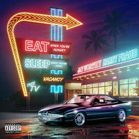 JAY WORTHY & HARRY FRAUD / EAT WHEN YOU'RE HUNGRY SLEEP WHEN YOUR TIRED [LP]